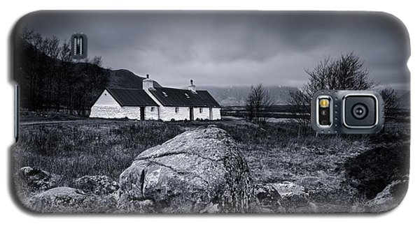 Black Rock Cottage - Glencoe Galaxy S5 Case