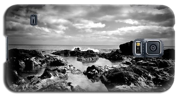 Black Rocks 1 Galaxy S5 Case