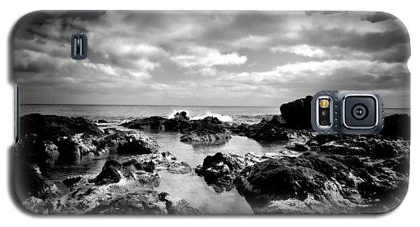 Black Rocks 1 Galaxy S5 Case