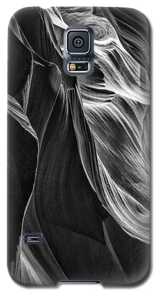 Black Sandstone Galaxy S5 Case