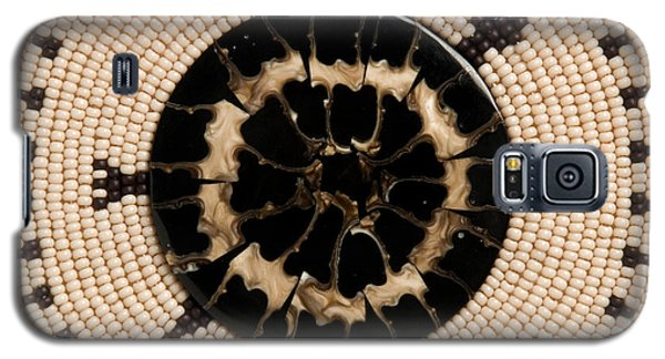 Black Shell Galaxy S5 Case