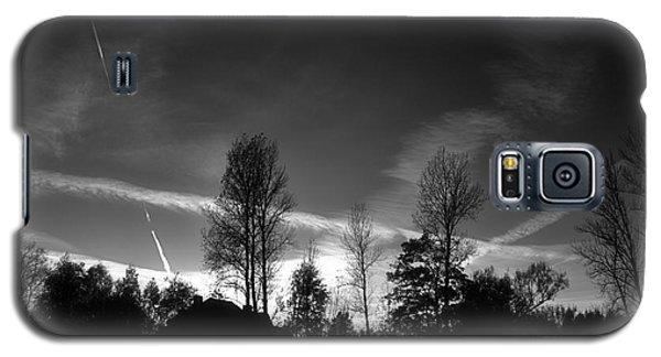 Black Sky Galaxy S5 Case