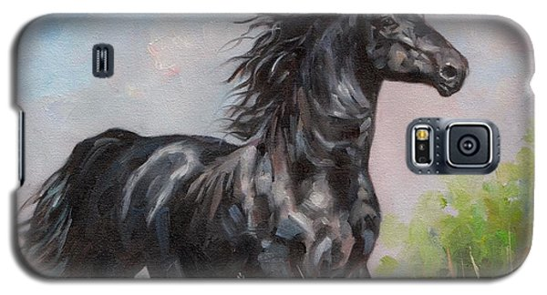 Black Stallion Galaxy S5 Case