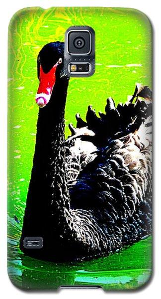 Black Swan Galaxy S5 Case
