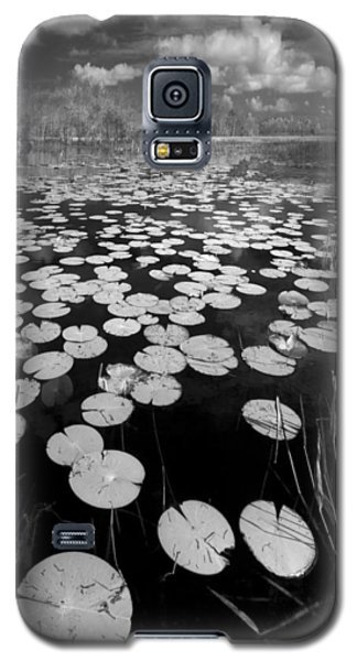 Black Water Galaxy S5 Case