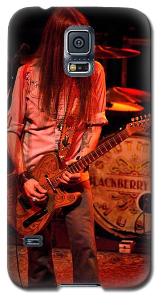 Blackberry Smoke Guitarist Charlie Starr Galaxy S5 Case