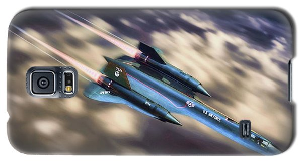 Blackbird Galaxy S5 Case by Dave Luebbert