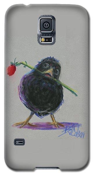 Blackbird Love Galaxy S5 Case