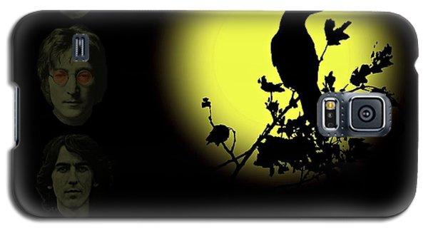Blackbird Singing In The Dead Of Night Galaxy S5 Case