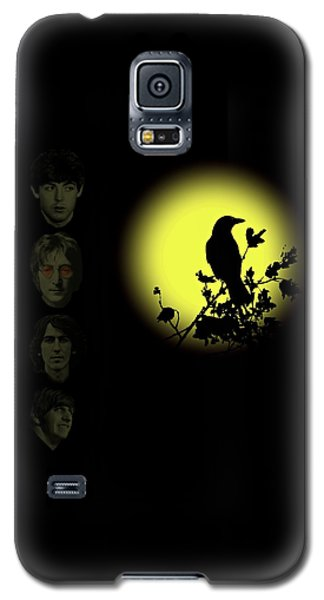 Blackbird Singing In The Dead Of Night Galaxy S5 Case