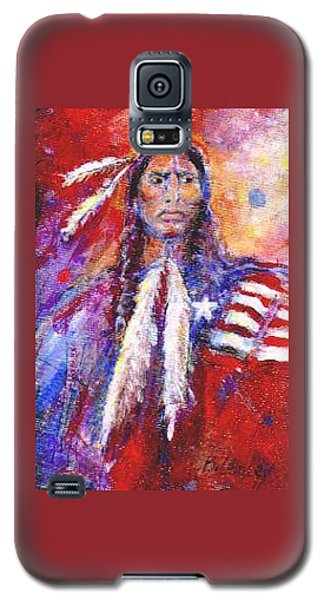Blackfeet Galaxy S5 Case