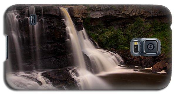 Blackwater Falls Galaxy S5 Case by Shane Holsclaw