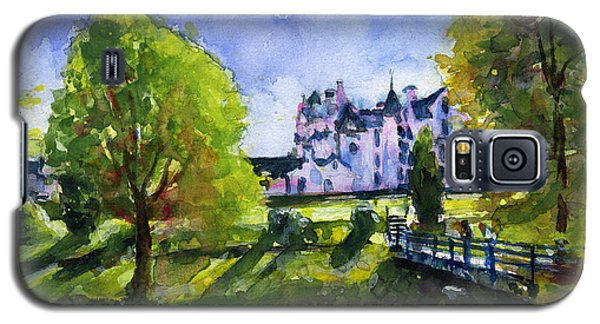 Blair Castle Bridge Scotland Galaxy S5 Case