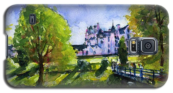 Blair Castle Bridge Scotland Galaxy S5 Case