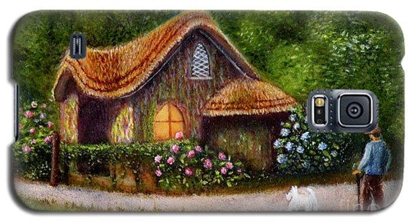 Blaise Rustic Cottage Galaxy S5 Case