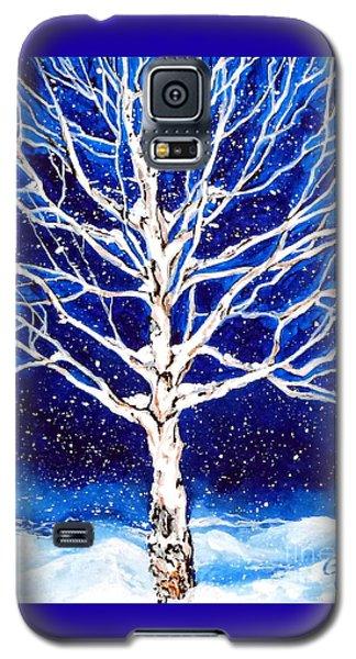 Blanket Of Stillness Galaxy S5 Case by Jackie Carpenter