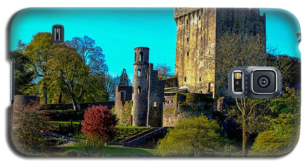 Blarney Castle - Ireland Galaxy S5 Case by Marilyn Burton