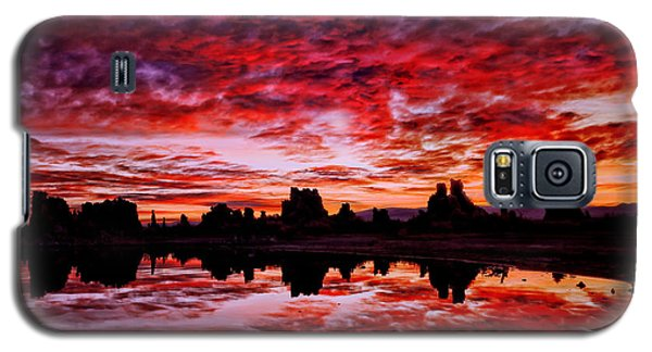 Blazing Dawn Galaxy S5 Case