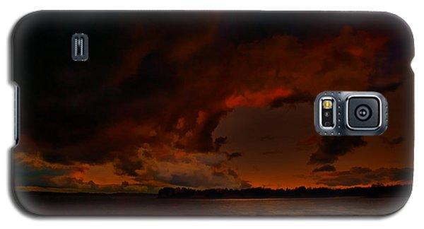 Blazing Glory Galaxy S5 Case