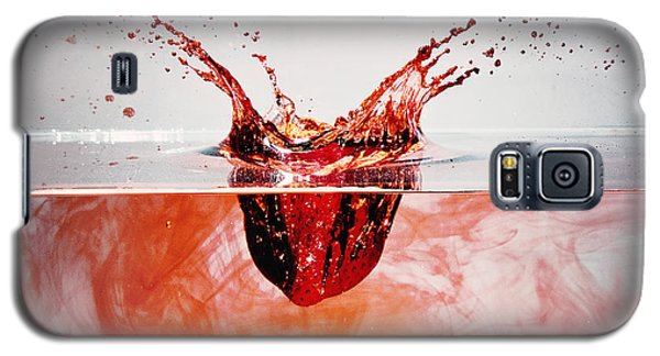 Bleeding Strawberry Galaxy S5 Case