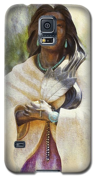 Blessed Kateri Tekakwitha  Galaxy S5 Case