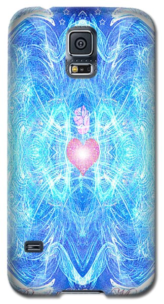 Blessed Mother Mary Galaxy S5 Case