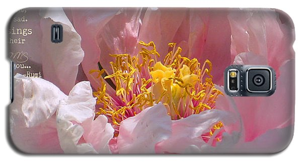 Blessings And Blossoms  Galaxy S5 Case