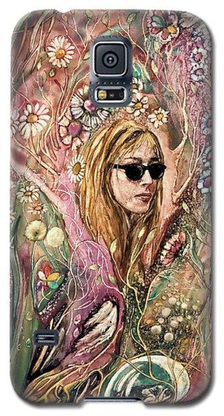 Blind Beauty Galaxy S5 Case