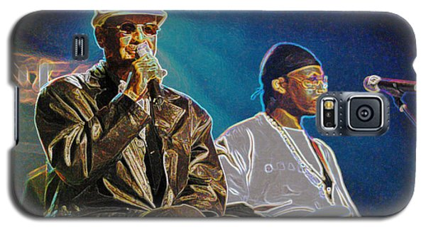 Galaxy S5 Case featuring the photograph Blind Boys Of Alabama by Don Olea