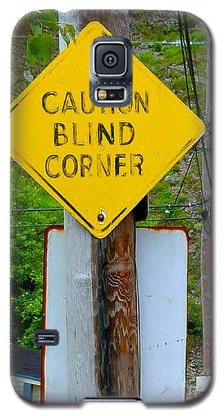 Blind Corner Galaxy S5 Case