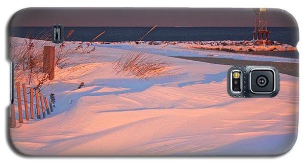 Blizzard Juno Sunset Galaxy S5 Case