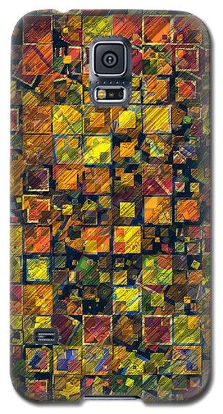 Blocks Galaxy S5 Case