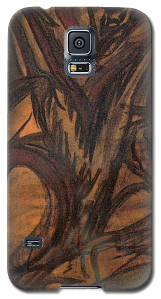 Blood And Rage Galaxy S5 Case