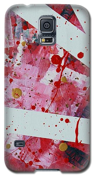 Blood On The Leaves Galaxy S5 Case