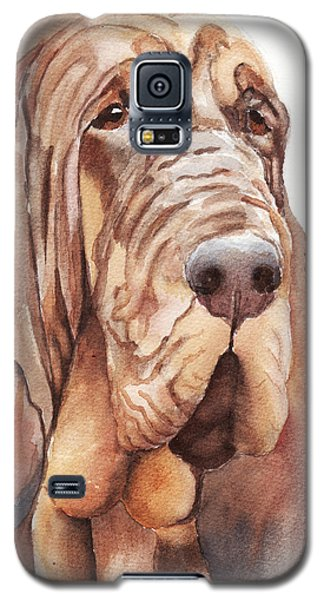 Bloodhound Galaxy S5 Case