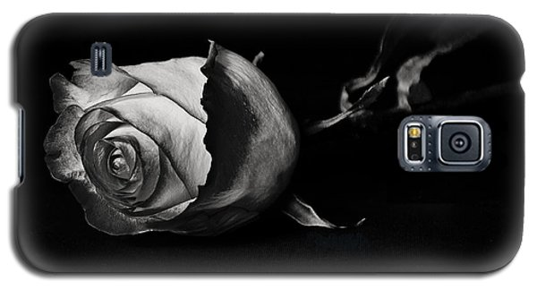Bloodless Rose Galaxy S5 Case