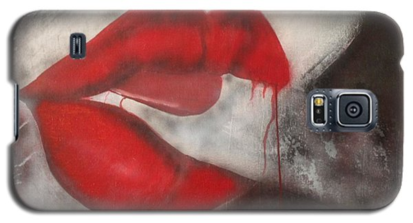 Bloody Lips Galaxy S5 Case