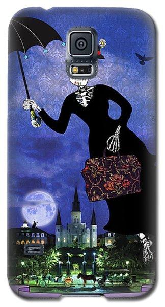 Bloody Mary Poppins Galaxy S5 Case by Tammy Wetzel