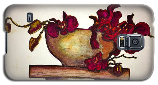 Bloody Orchids Galaxy S5 Case