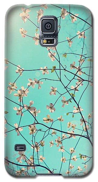 Garden Galaxy S5 Case - Bloom by Kim Fearheiley