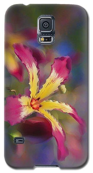 Bloomin Hong Kong Orchid Galaxy S5 Case