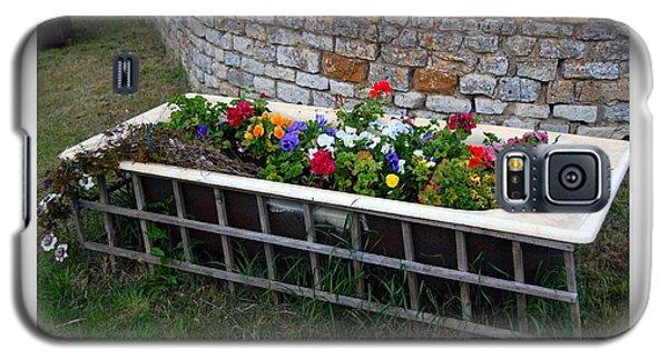 Blooming Bath Galaxy S5 Case