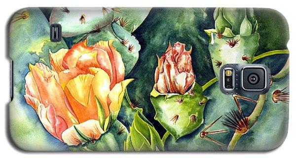 Blooming Cactus II Galaxy S5 Case