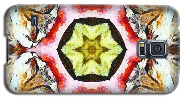Blooming Fibonacci Galaxy S5 Case