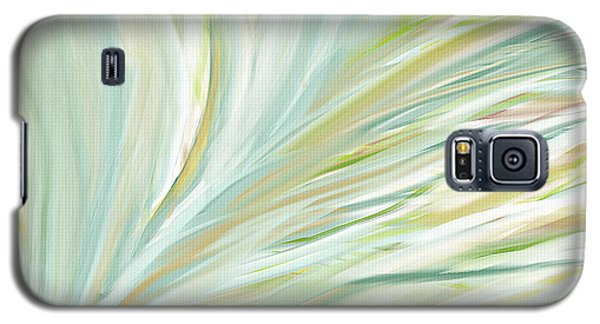 Blooming Grass Galaxy S5 Case by Lourry Legarde