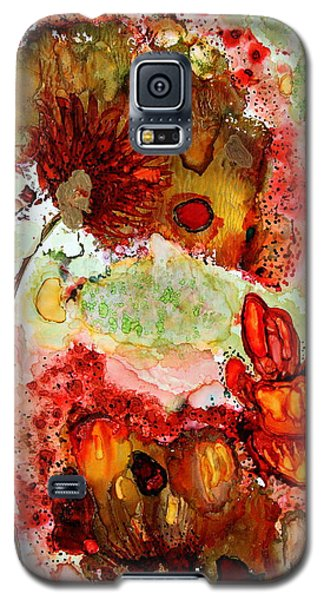 Blooming Impressions.. Galaxy S5 Case by Jolanta Anna Karolska