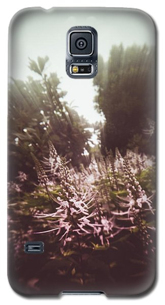 Blooming Rays  Galaxy S5 Case