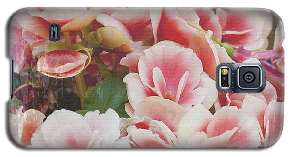 Blooming Roses Galaxy S5 Case by Ivy Ho