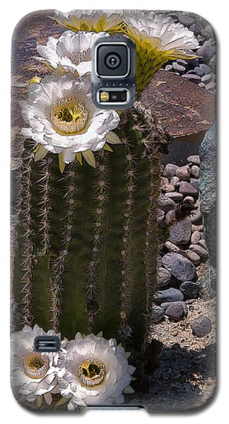 Blooms Everywhere Galaxy S5 Case