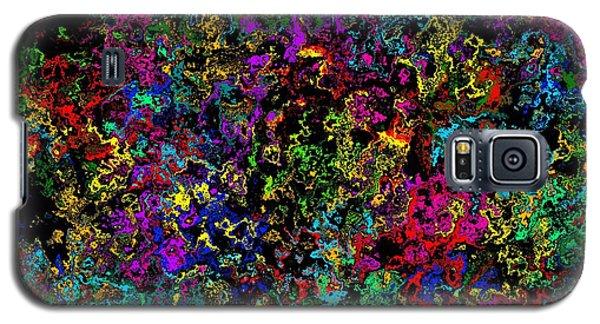 Bloop Nebula Galaxy S5 Case by Mark Blauhoefer